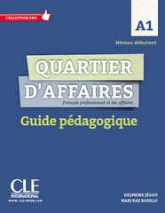 Quartier d'affaires A1 guide pédagogique