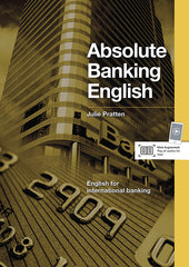 Absolute Banking English course book + audio CD