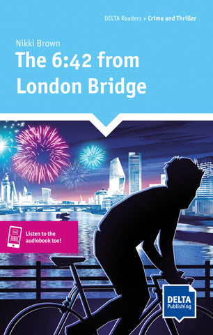 Delta Reader Crime and Thriller A2+: The 6:42 from London Bridge book + app