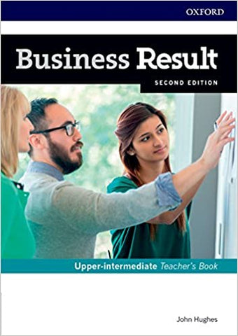 Business Result Second Edition - Upper-intermediate Teacher's Book and DVD