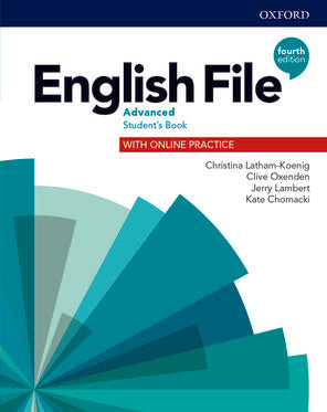 English File - Advanced Plus (fourth edition) Workbook without Key
