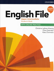 English File - Upper-Intermediate (fourth edition) Student's Book with Online Practice and e-book