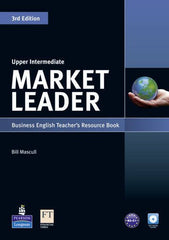 Market Leader 3rd edition - Upper-intermediate coursebook + practicefile + buss.gram in use