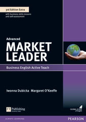 Market Leader Extra - Advanced (Benelux Edition) coursebook DVD + booklet