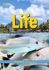 Life 2nd Edition - Upper-Intermediate Workbook Without Key + Audio CD