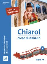 Chiaro! livelli A1 libro + mp3 e video online