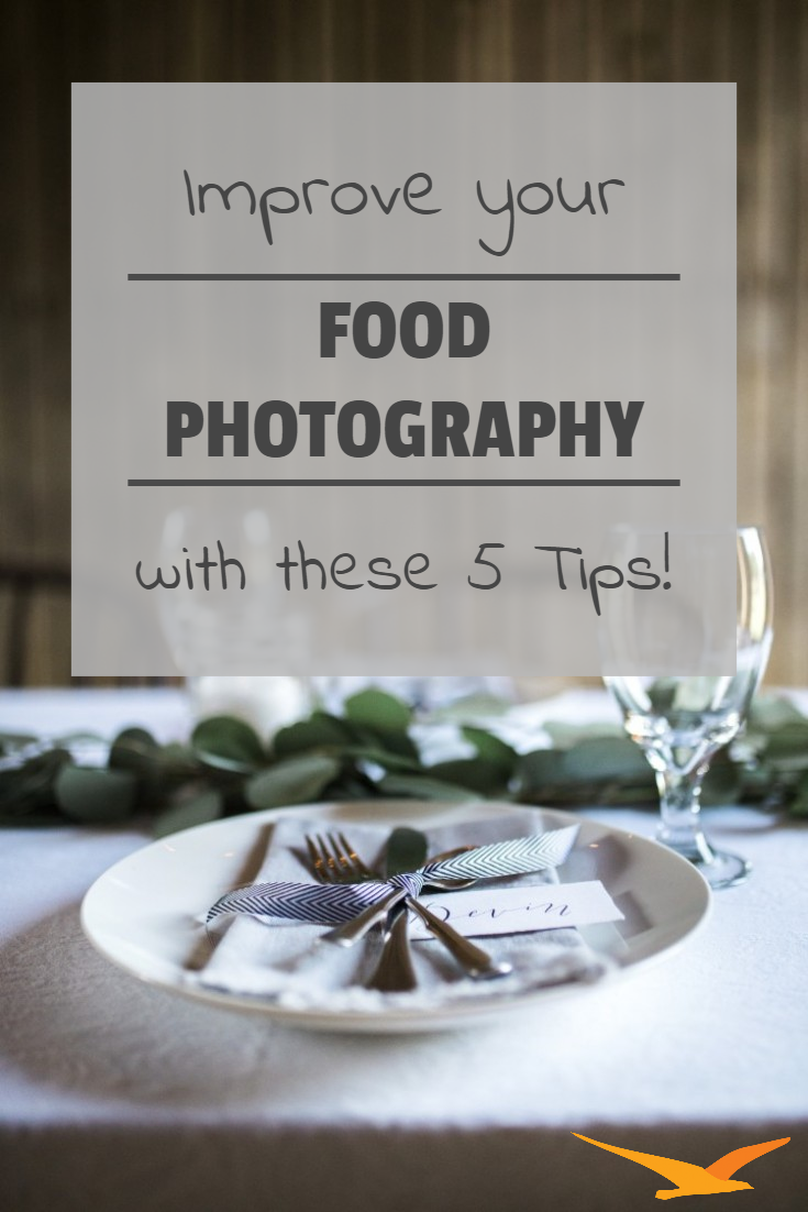 Improve your Food Photography before Thanksgiving with these 5 Tips! - Beach Camera Blog