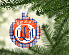 Load image into Gallery viewer, Alabama Personalized Ornament