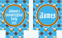 Load image into Gallery viewer, Octoberfest Personalized Party Favors