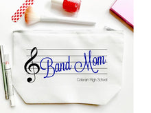 Load image into Gallery viewer, Band Mom Personalized Bag