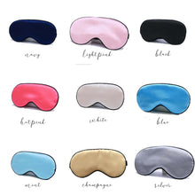 Load image into Gallery viewer, Key West Glitter Sleep Mask