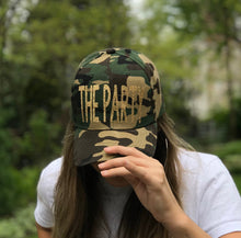 Load image into Gallery viewer, Camo Party Hat