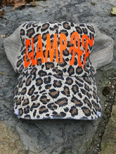 Load image into Gallery viewer, Distressed Leopard Party Hat