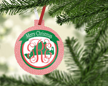 Load image into Gallery viewer, Martha's Vineyard Personalized Ornament
