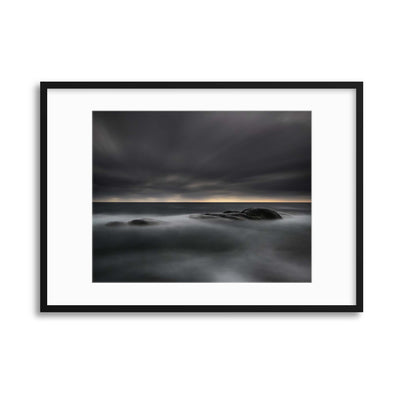 Tranquility by Christian Lindsten Framed Print - UH