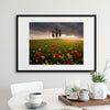 Blooming Tuscany by Daniel Řeřicha Framed Print - UH