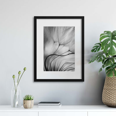 Lean on Me by keren Or Framed Print - UH
