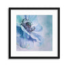 Shades of Blue by Priska Wettstein Framed Print - UH