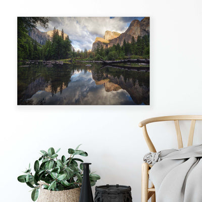 Time by Juan Pablo Canvas Print - UH