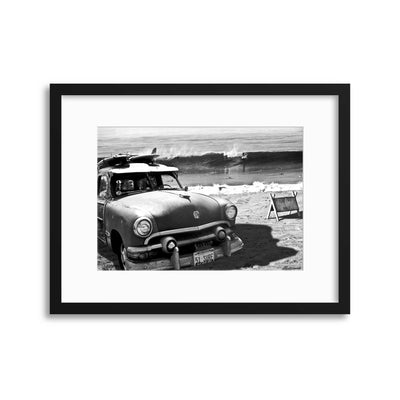 Old Guys Rule by Larry Butterworth Framed Print - UH