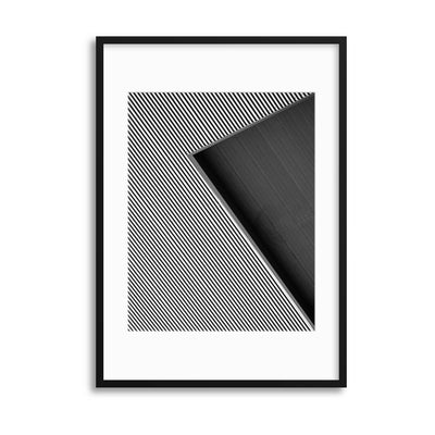 Deconstruction by Paulo Abrantes Framed Print - UH