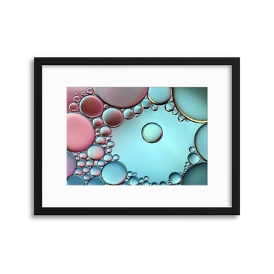 Surrounded or Protected? by Heidi Westum Framed Print - UH