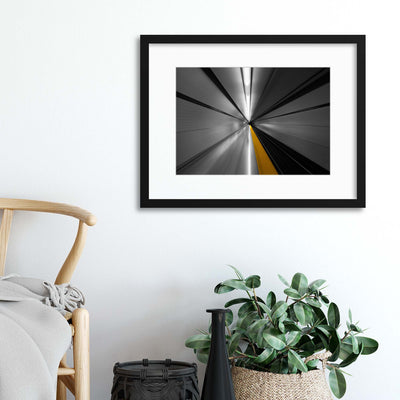 The Power of Speed by Roland Shainidze Framed Print - USTAD HOME
