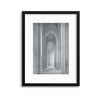 Grundtvigs Kirke by Martin Fleckenstein Framed Print - USTAD HOME