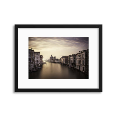 Venice by Dan Muntean Framed Print - UH