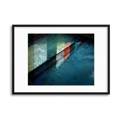 Reflections by Henk van Maastricht Framed Print - UH