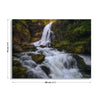 Spring Flood by Daniel Fleischhacker Canvas Print - USTAD HOME