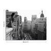 Mad Madrid by Alejandro Marcos Canvas Print - UH