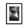Lines by Peter Pfeiffer Framed Print - USTAD HOME