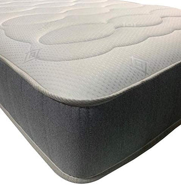 Comfortable Hybrid Memory Foam Mattress - UH