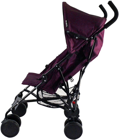 Push Me 2U Lockable Swivel Wheels Pushchair - USTAD HOME