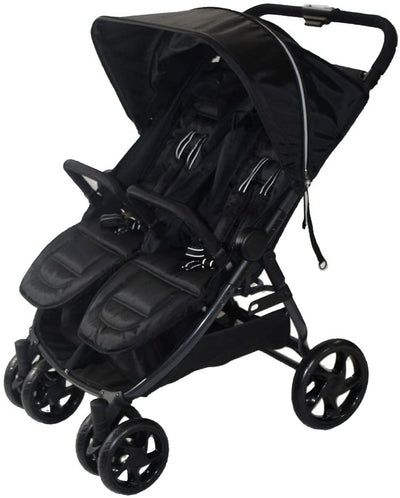 Push Me Twin seated stroller - USTAD HOME