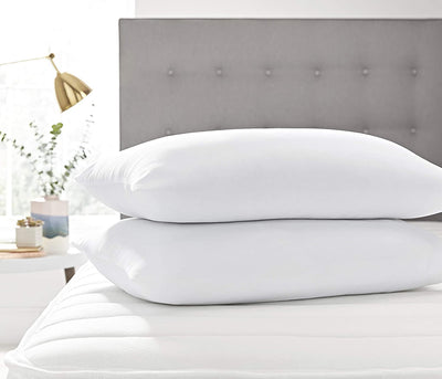 Deep Sleep Pillow White Pack of 2/4/6 - USTAD HOME
