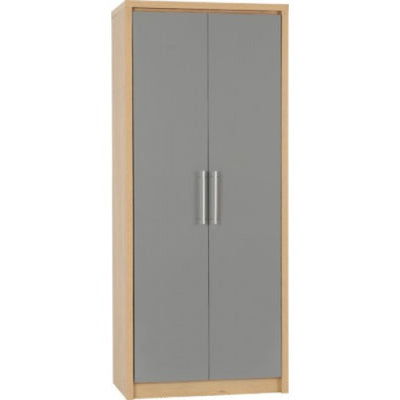 Seville 2 Door Wardrobe - USTAD HOME