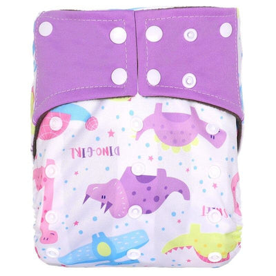 PREMIUM REUSABLE POCKET CLOTH DIAPERS - UH