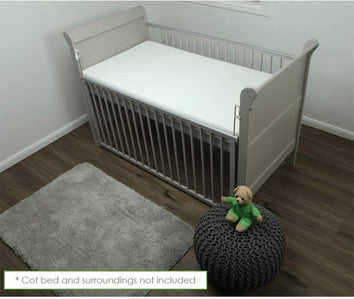 Classic Eco Fibre Cot Bed Mattress - UH