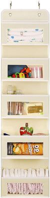 Door Organiser Storage with Hooks - UH