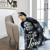 Personalised Batman Blanket - UH