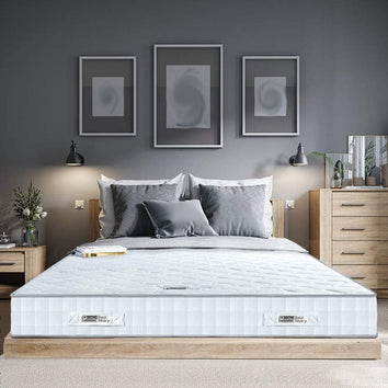 Bedroom 3ft Sleeping Sprung Mattress - UH