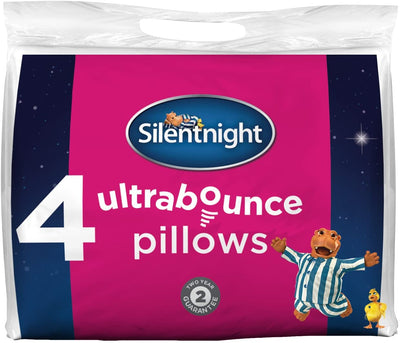Ultrabounce Pillow White - UH
