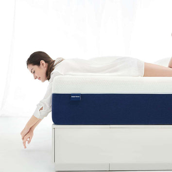 Breathable Memory Foam Mattress Soft Fabric - UH