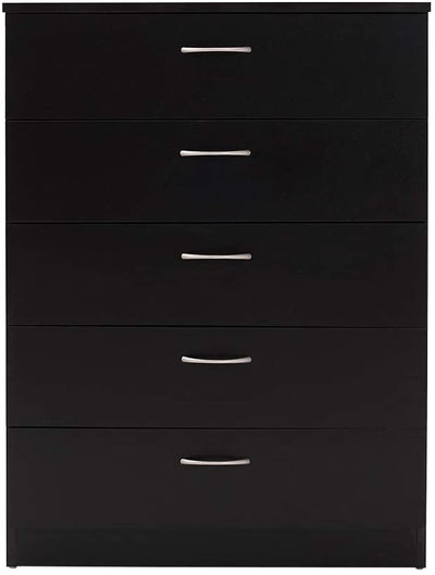 Chest of Drawers Metal Handles and Runners - USTAD HOME