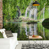 Waterfall Pool Wallpaper - UH