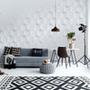 3D Geometrica 2 Wall Sticker - UH