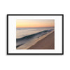 Soft Shores Framed Print - UH