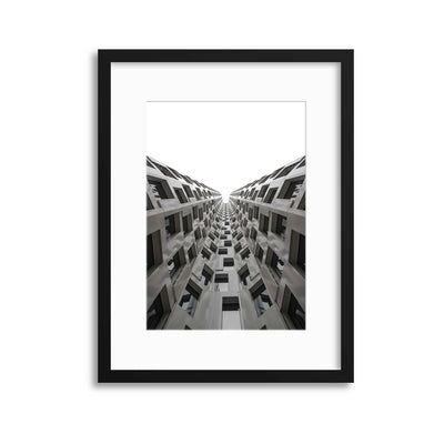 Pinpoint Framed Print - UH